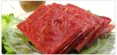 美味—猪肉脯