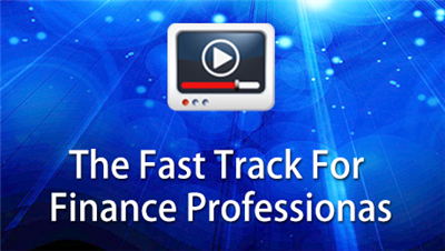 The Fast Track For Finance Professionals