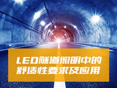 王鹰华-LED隧道照明中的舒适性要求及应用
