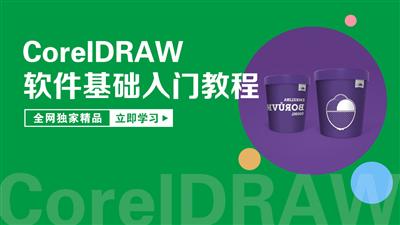 CorelDRAWX6零基础视频教程