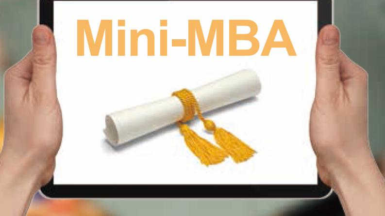 中欧商业在线(eCEIBS)Mini-MBA