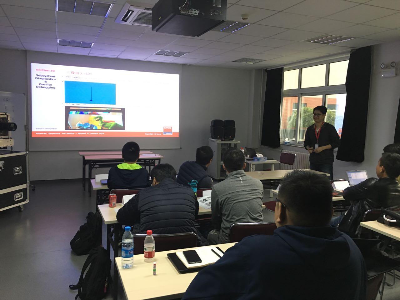 DCAC培训体会—— 2017.10.24-27