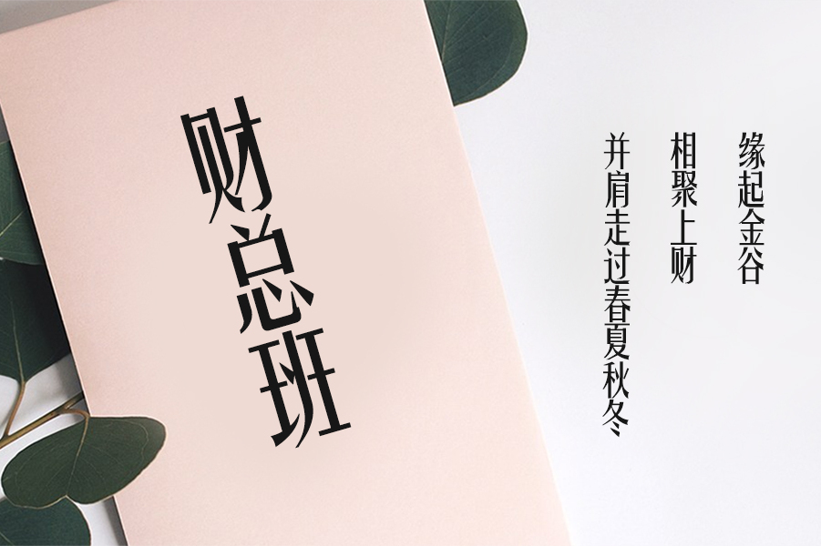 太湖金谷—上海财经大学财务总监(CFO)研修班
