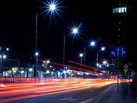 LED路灯应用与节能讨论