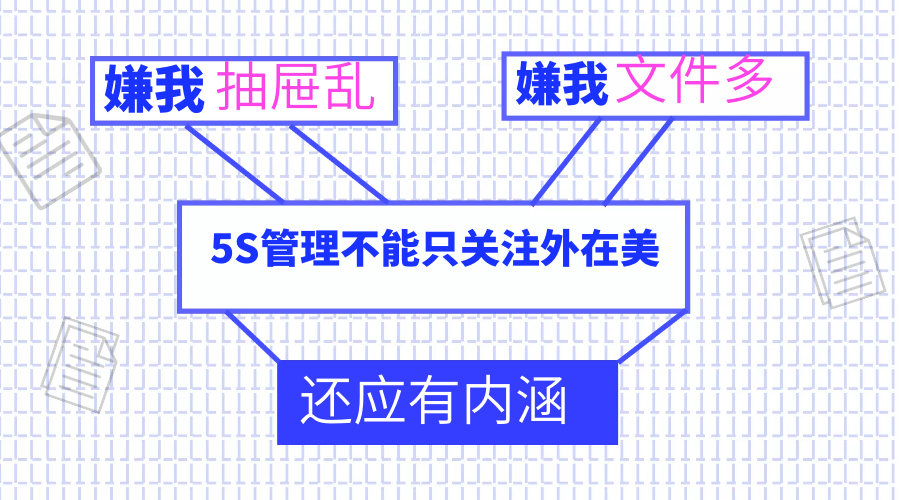 "5S管理不应只是""金玉其外"",更需秀外慧中!"