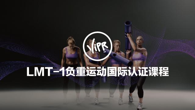 11月14日 上海 ViPR-LMT lv1负重运动国际认证课程