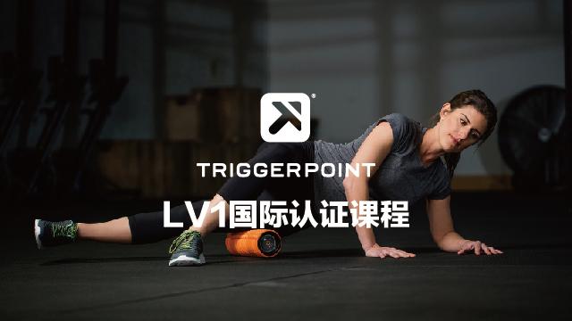 【国际认证】TriggerPoint筋膜放松国际认证课程级别一